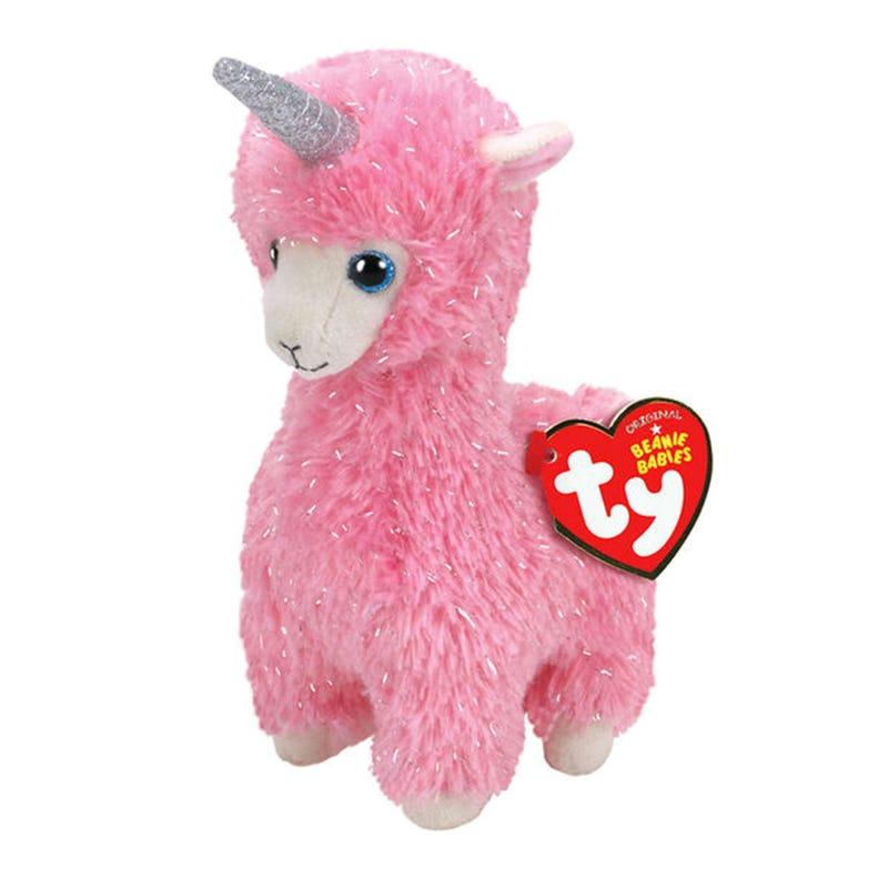 """Plush 7"""" - Lana Pink Llama"""