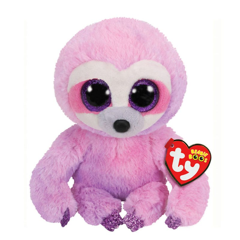 "Plush 7"" - Dreamy Purple Sloth"