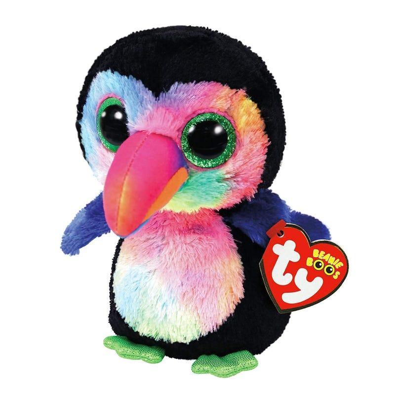 Peluche Toucan Beaks Multicolor