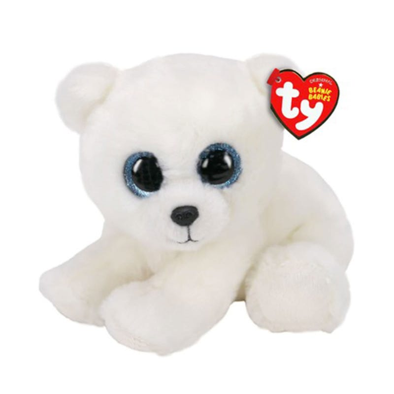 Ari The Polar Bear 6""