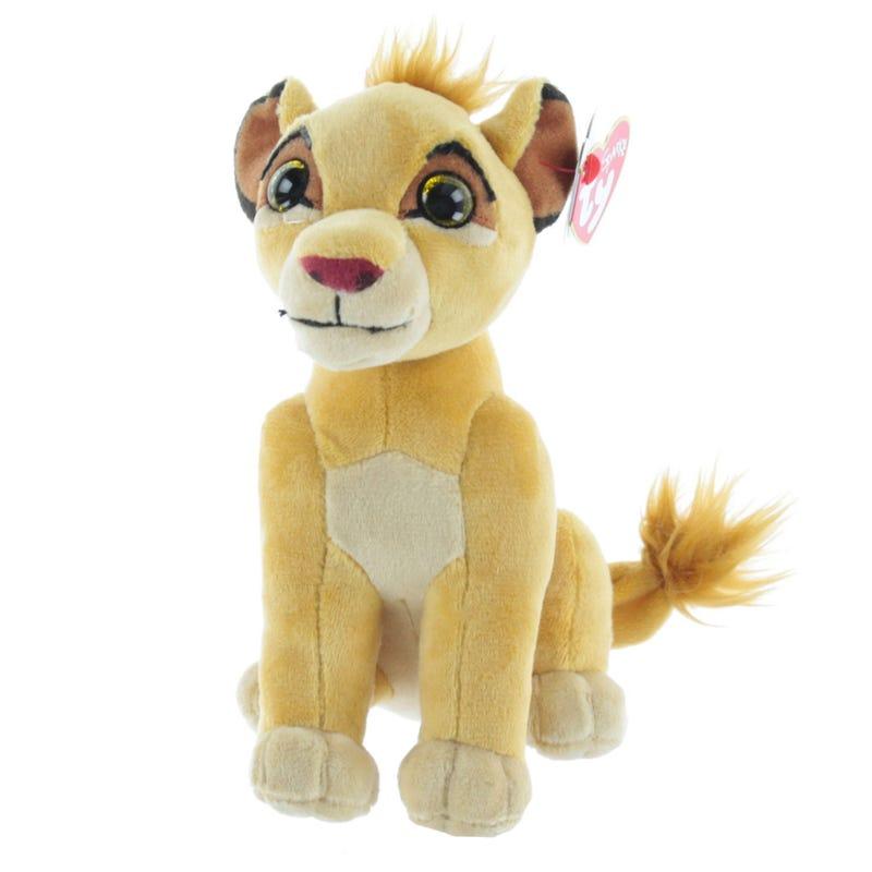 Peluche Roi Lion - Simba