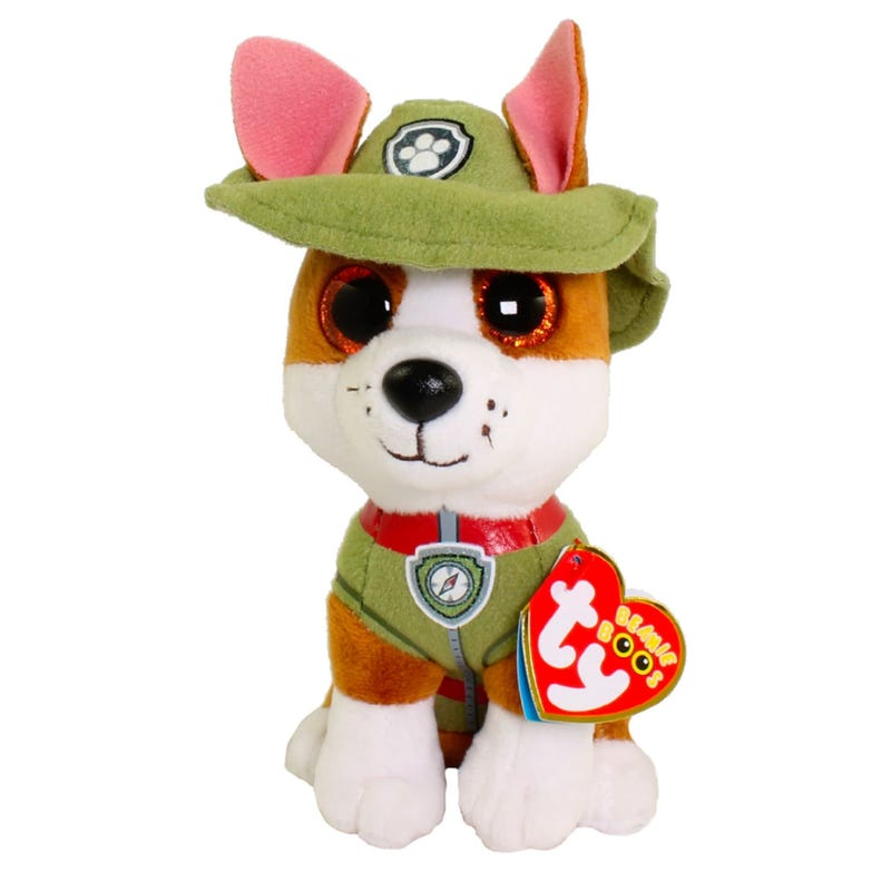 "Paw Patrol Plush 6"" - Tracker"