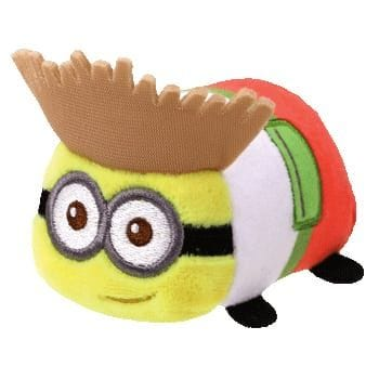 "Teeny Plush 4"" - Tourist Dave Minion"