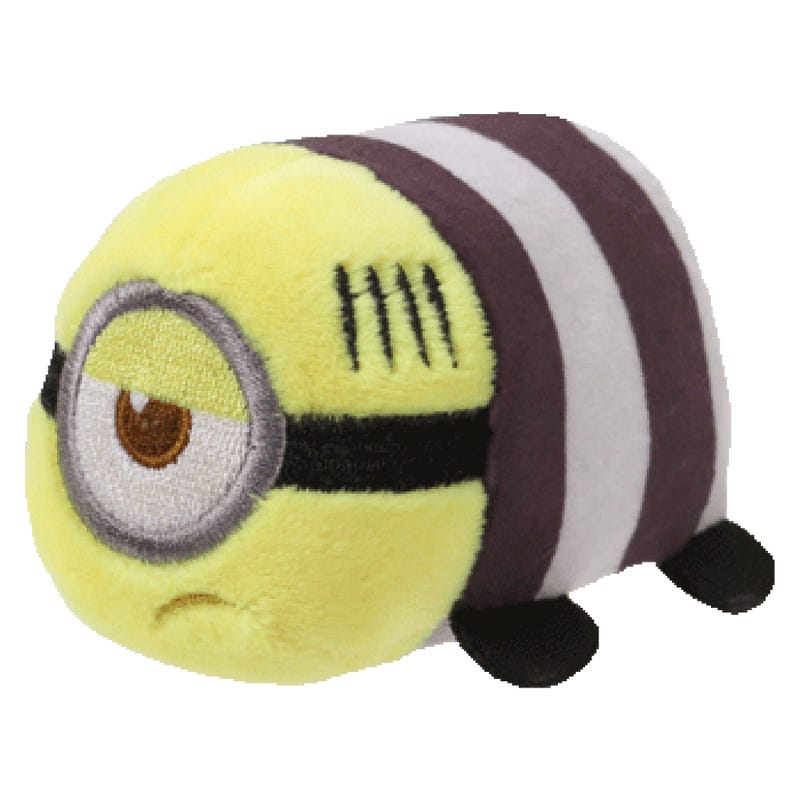 "Teeny Plush 4"" - Prison Mel Minion"
