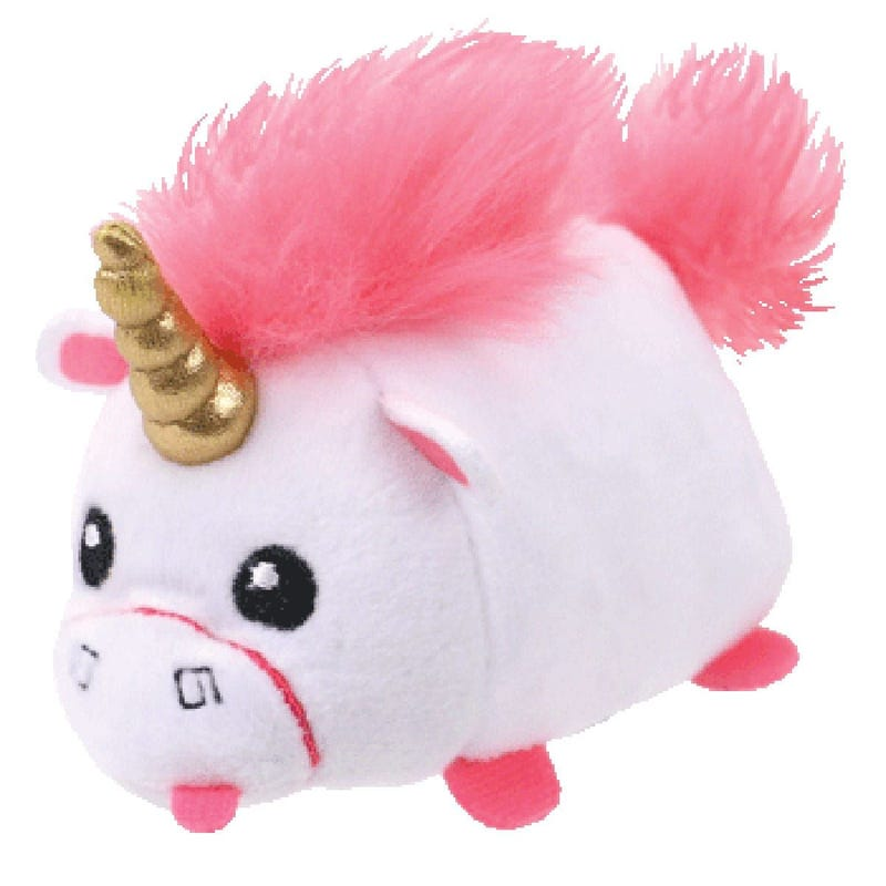 "Teeny Plush 4"" - Fluffy Unicorn"