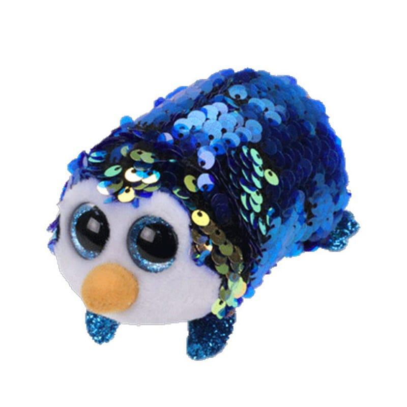 "Teeny Sequin Plush 4"" - Playton Penguin"