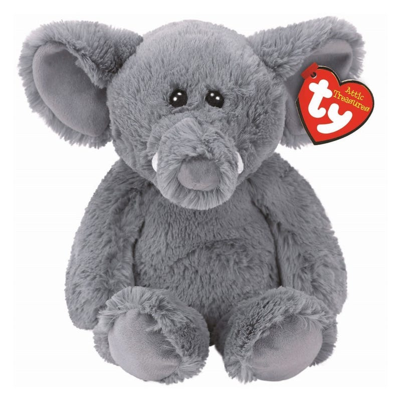 "Plush 8"" - Ella Elephant"