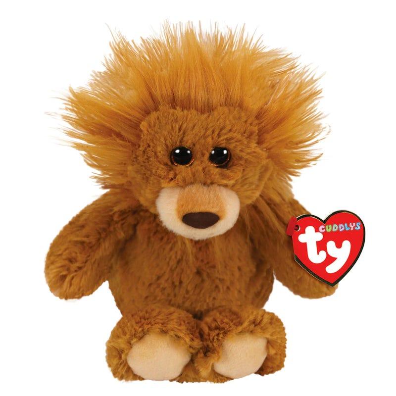 """Plush 8"""" - Leon Lion"""