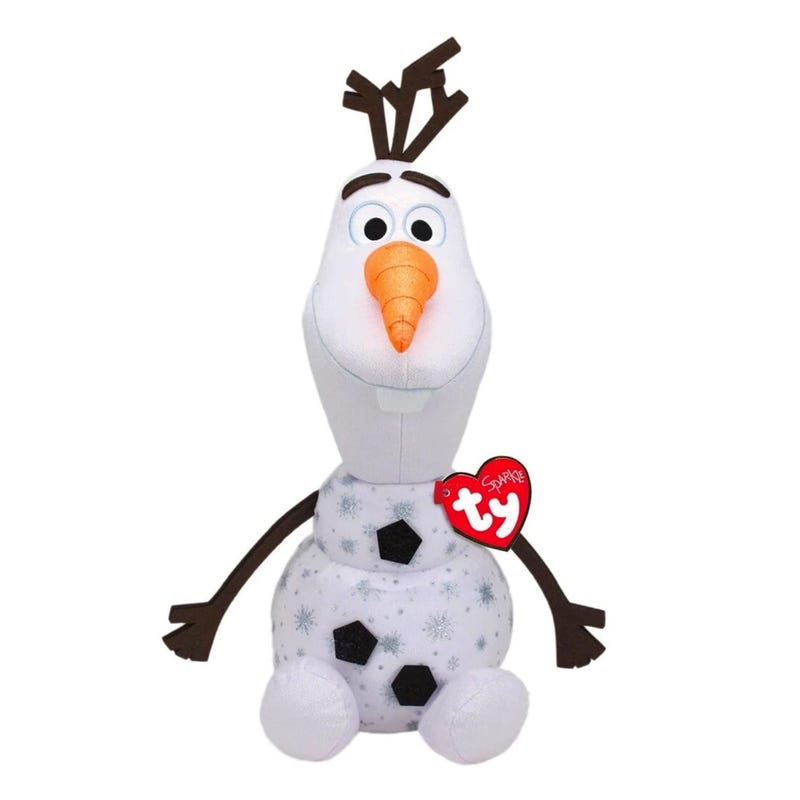 Olaf Stuffed Toy - Frozen