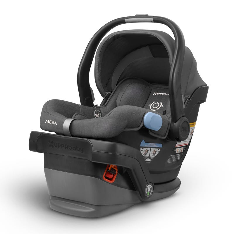 Mesa Car Seat 4-35lbs - jordan Charcoal