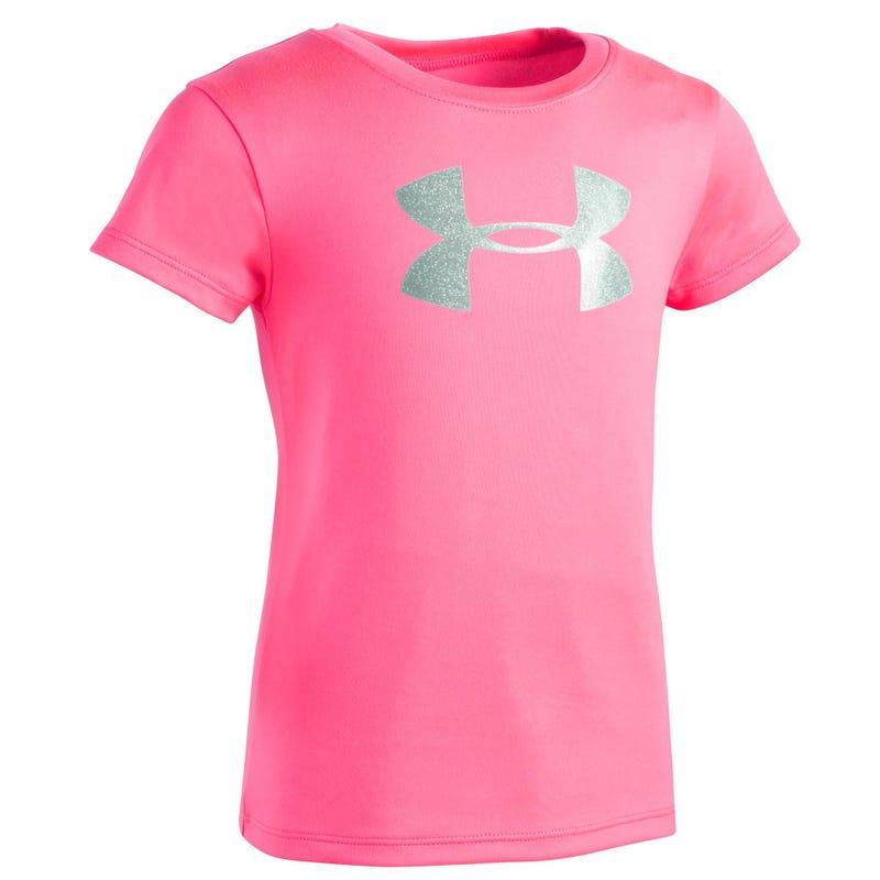 Glitter Big Logo T-Shirt 4-6y