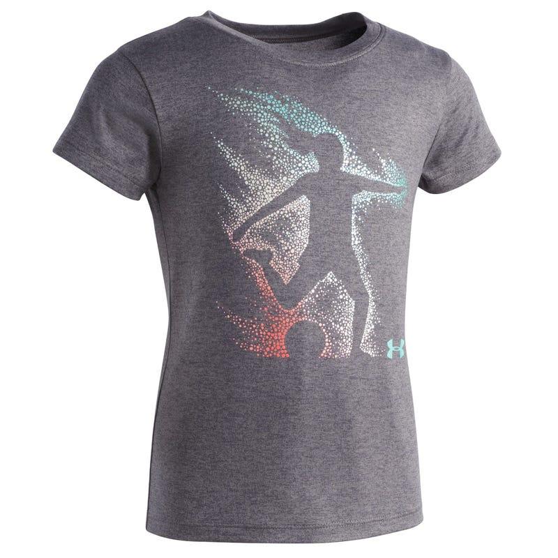 T-Shirt Soccer Fille 4-6ans
