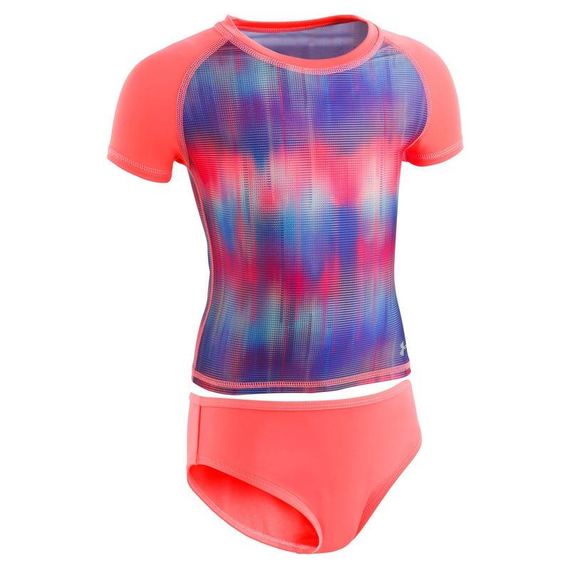 T-Shirt Maillot 2 Pièces Fille 4-6ans