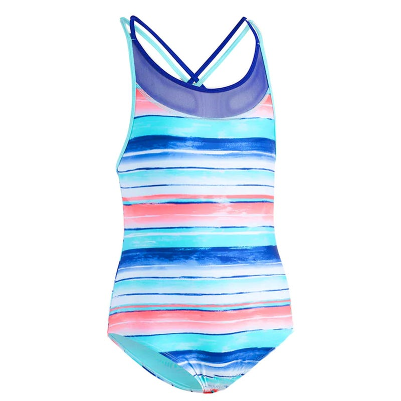 Maillot Stripes Fille 7-16ans