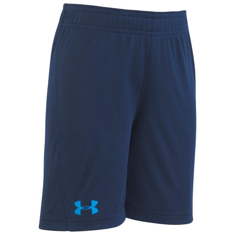 Kick Off Navy Blue Shorts 2-4y