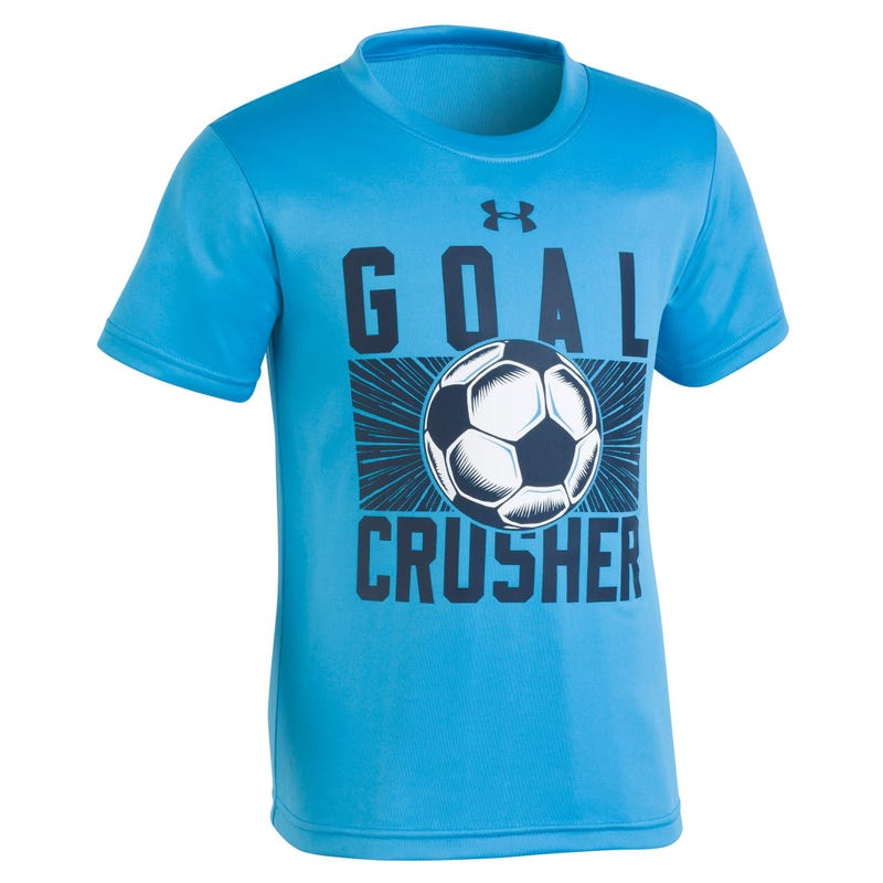 T-Shirt Goal Crusher 4-7ans