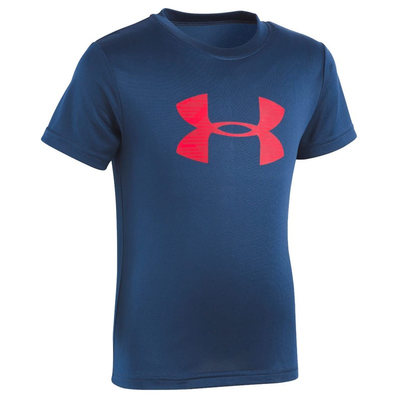 Edge Camo Logo T-Shirt 4-7y