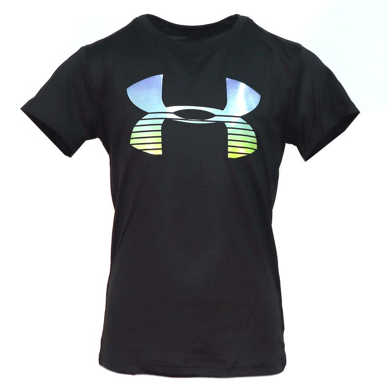 Ua Big Logo T-Shirt 4-6y