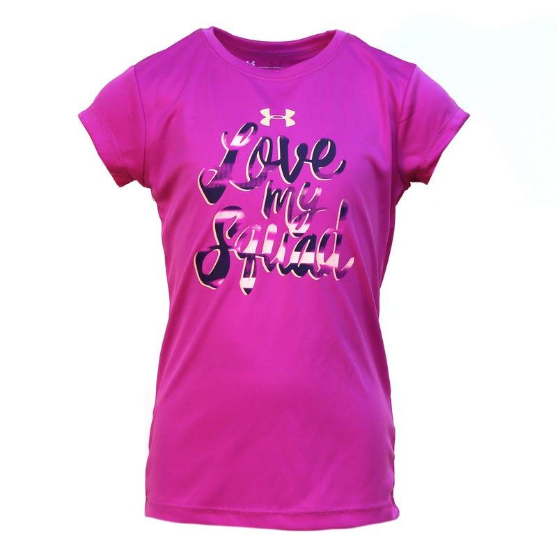 Love Squad Girl Tshirt 4-6y