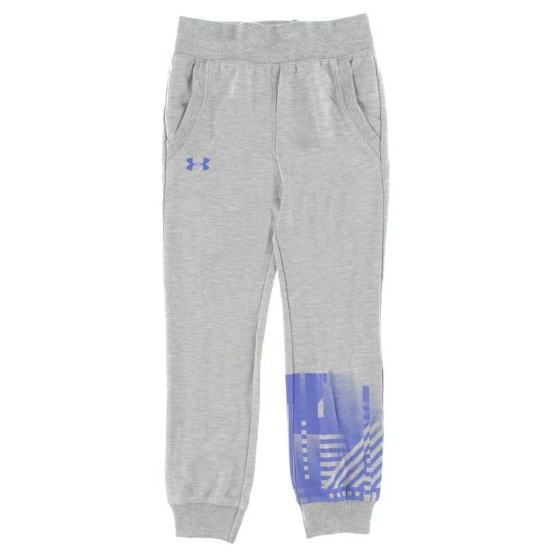 Plush Jogging Pants 4-6y