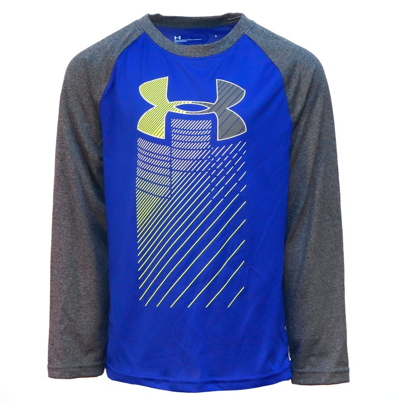 Rising Logo Long Sleeve T-Shirt 4-7y