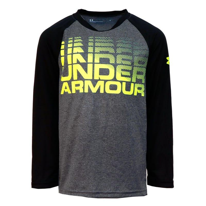 Wordmark Long SLeeve T-Shirt 4-7y