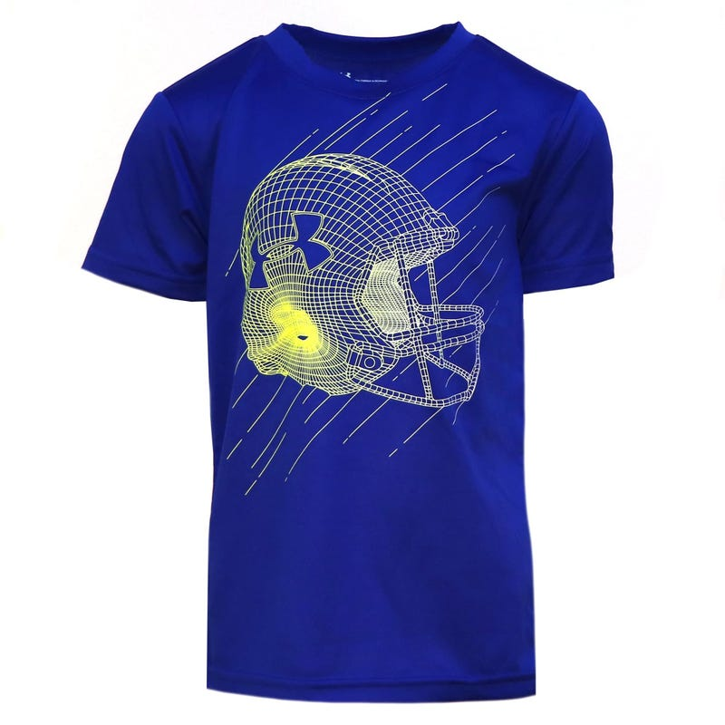 T-Shirt Linear Football 4-7ans