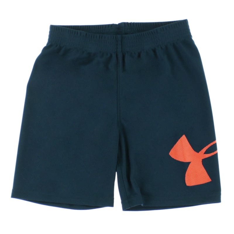 Short Striker Mesh Logo 4-7ans