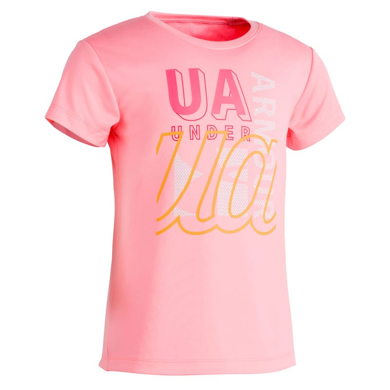 T-shirt UA Collage Branded 2-4