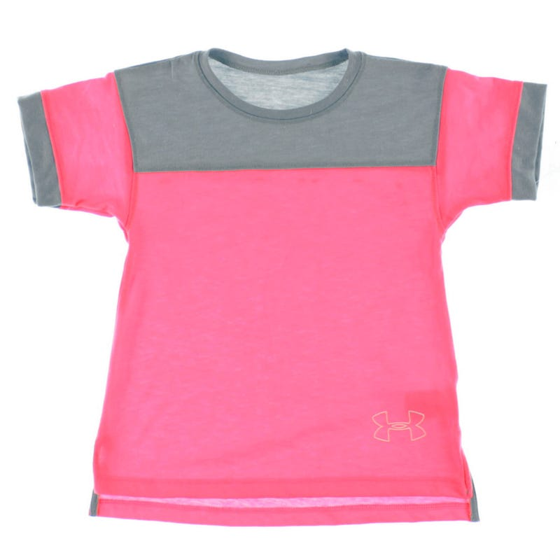UA JV Short Sleeve 2-4y