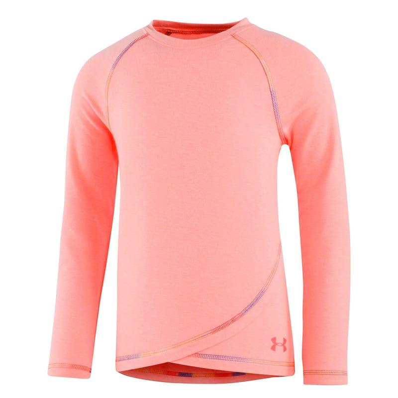 T-Shirt à Manches Longues Cross Front 4-6X