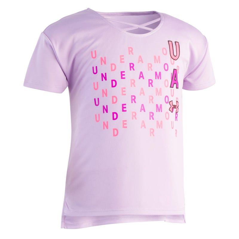 Wavy Wordmark T-Shirt 4-6y
