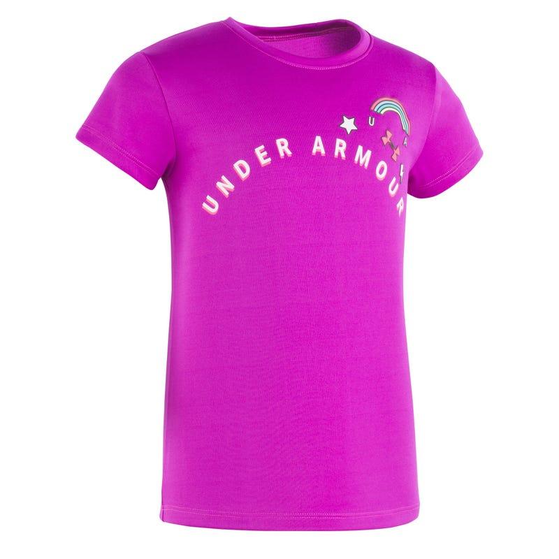 Ua Patches T-Shirt 4-6y