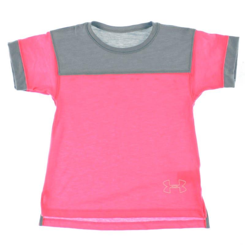 T-shirt UA JV 4-6ans