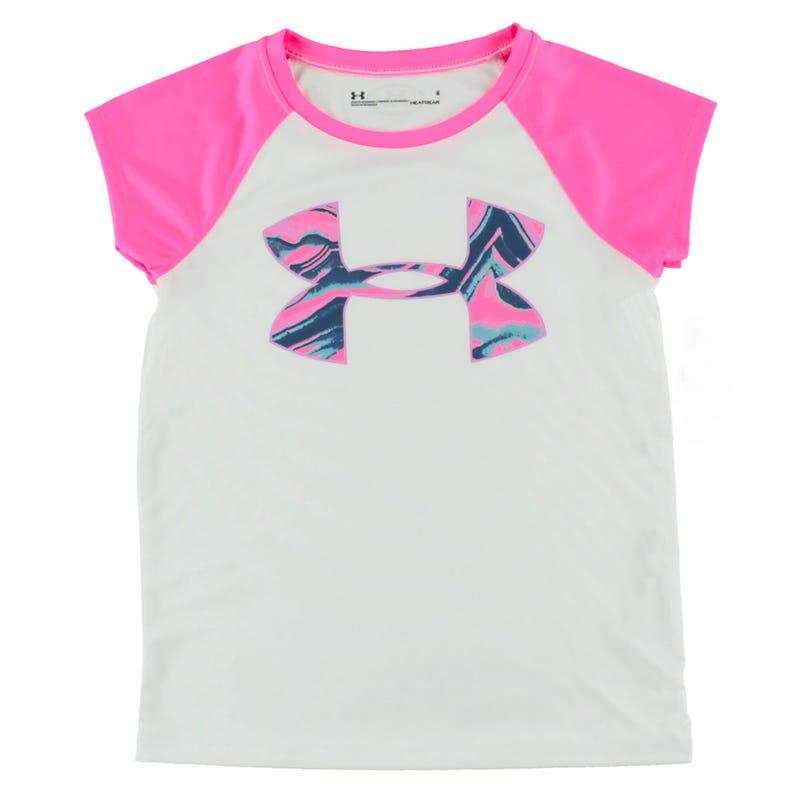 Ua Agate Raglan T-Shirt 4-6y