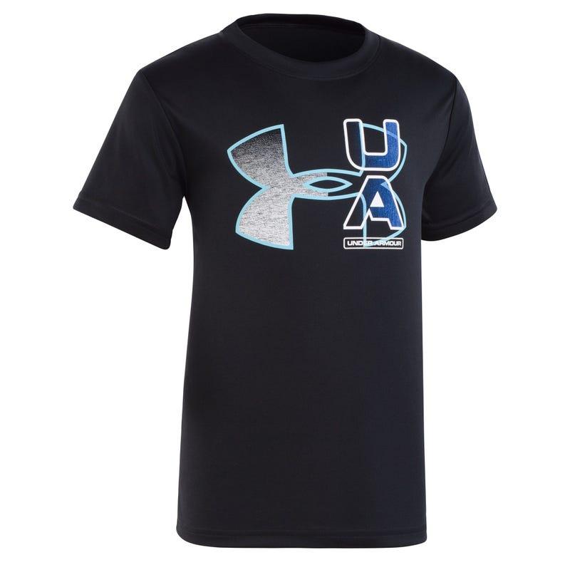 T-Shirt UA Fade Logo 2-4ans