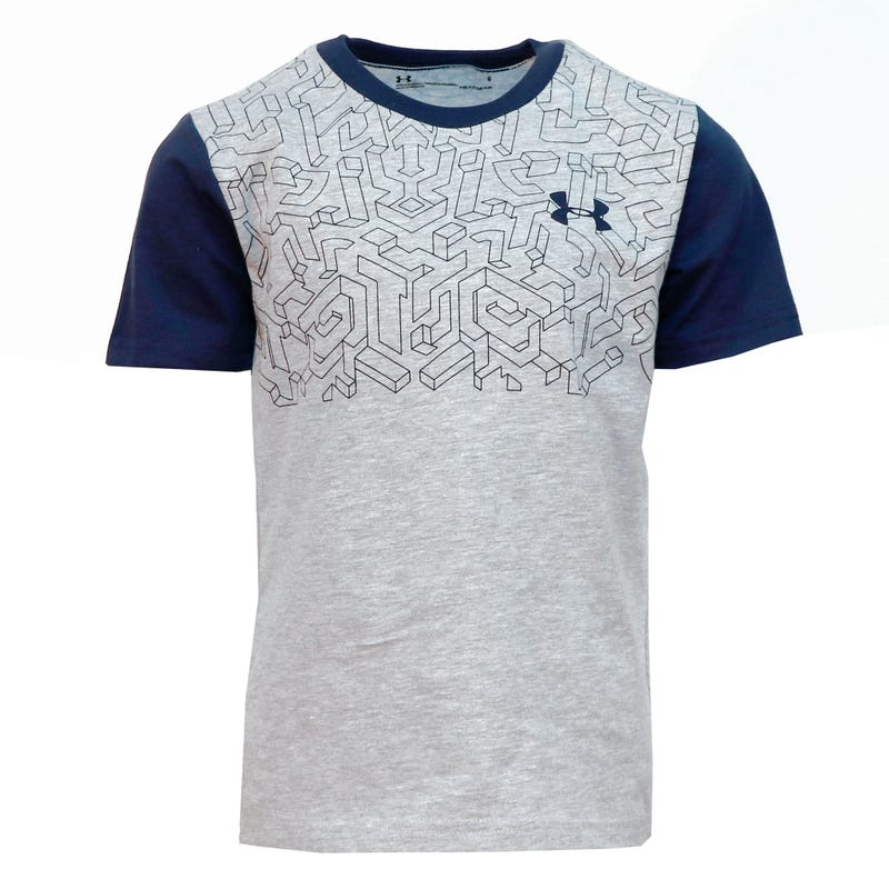 T-Shirt Linear UA 2-4ans
