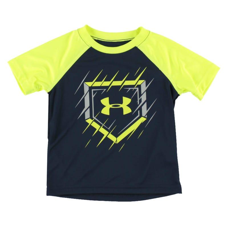 T-Shirt Slashed Raglan 2-4ans
