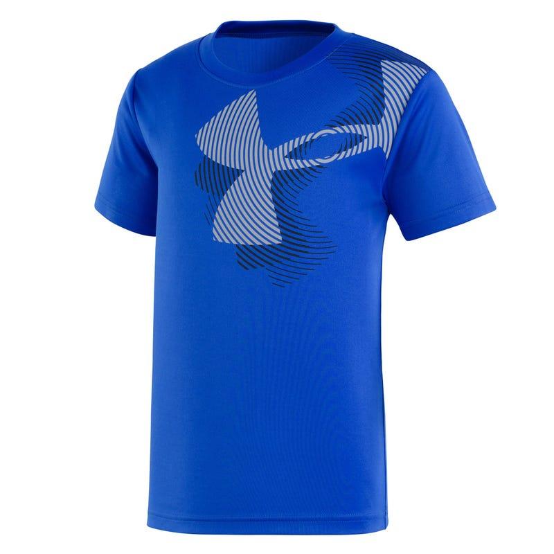T-Shirt Swirl Big Logo 2-4ans