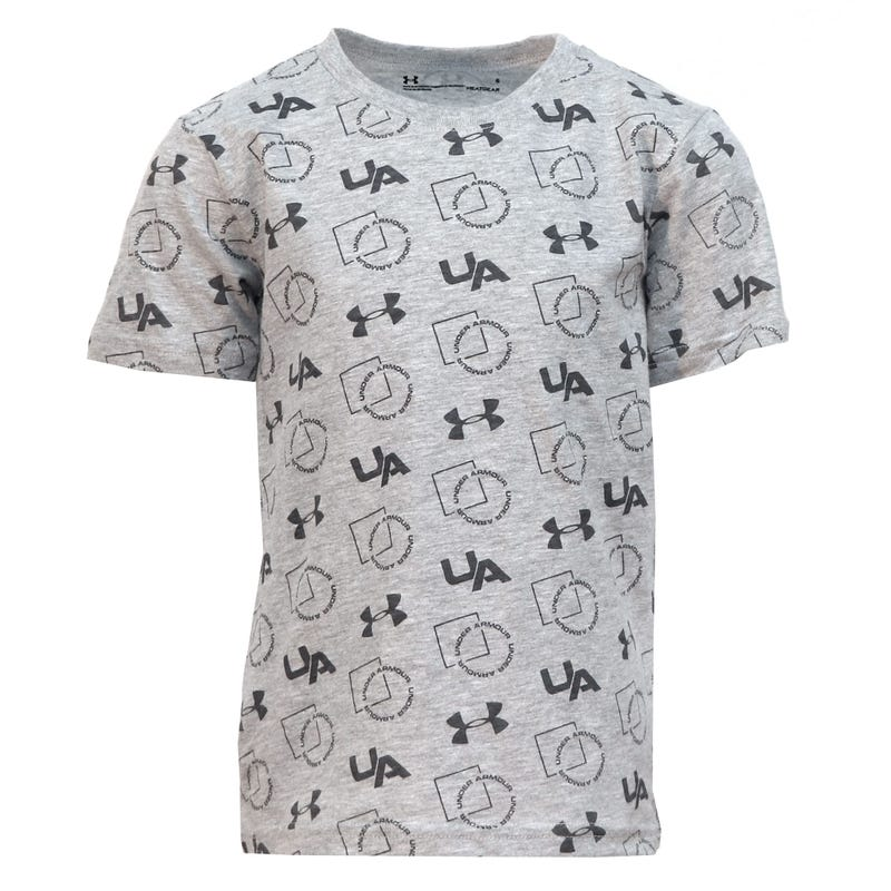 T-Shirt UA All Over 4-7ans
