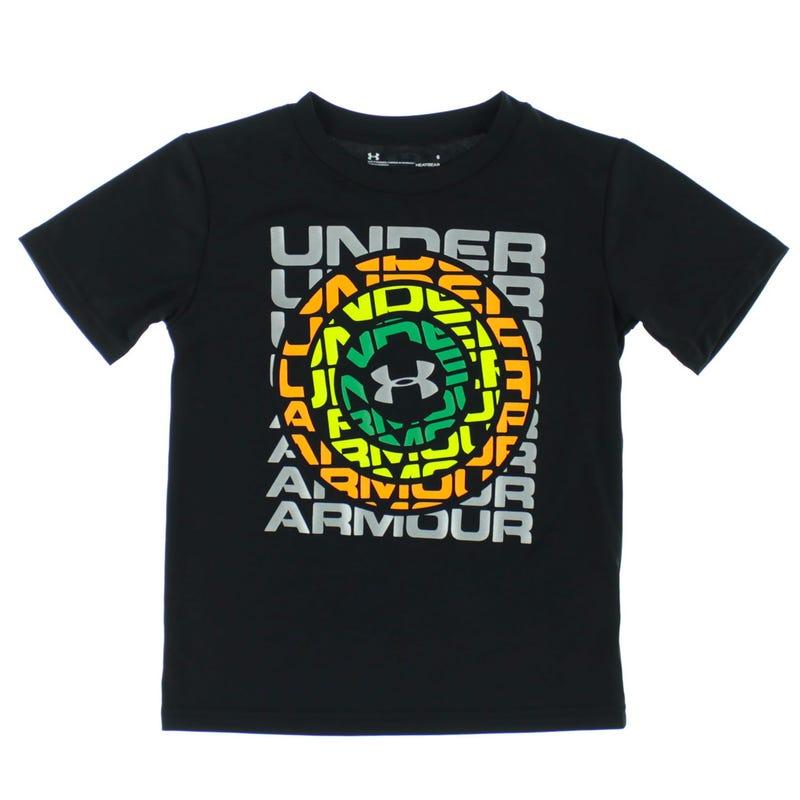 T-Shirt UA Front Center 4-7ans