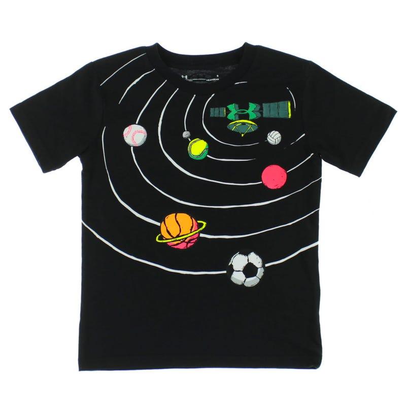 T-Shirt UA Orbit 4-7ans
