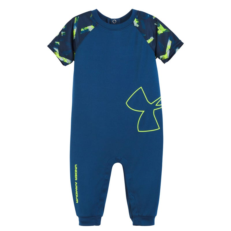 Multi Knock Out Romper 12-24m