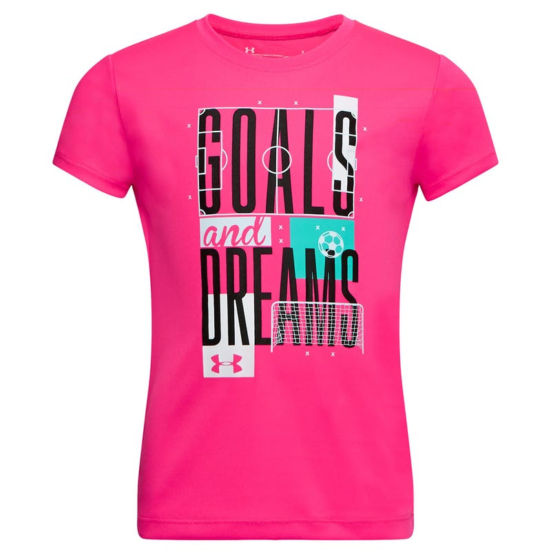 Goals And Dreams T-Shirt 4-6x