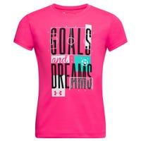 Goals And Dreams T-Shirt 4-6x