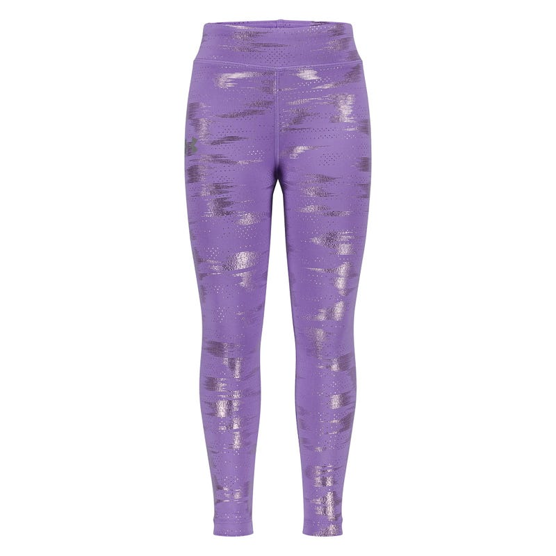 Glare Foil Leggings 4-6x