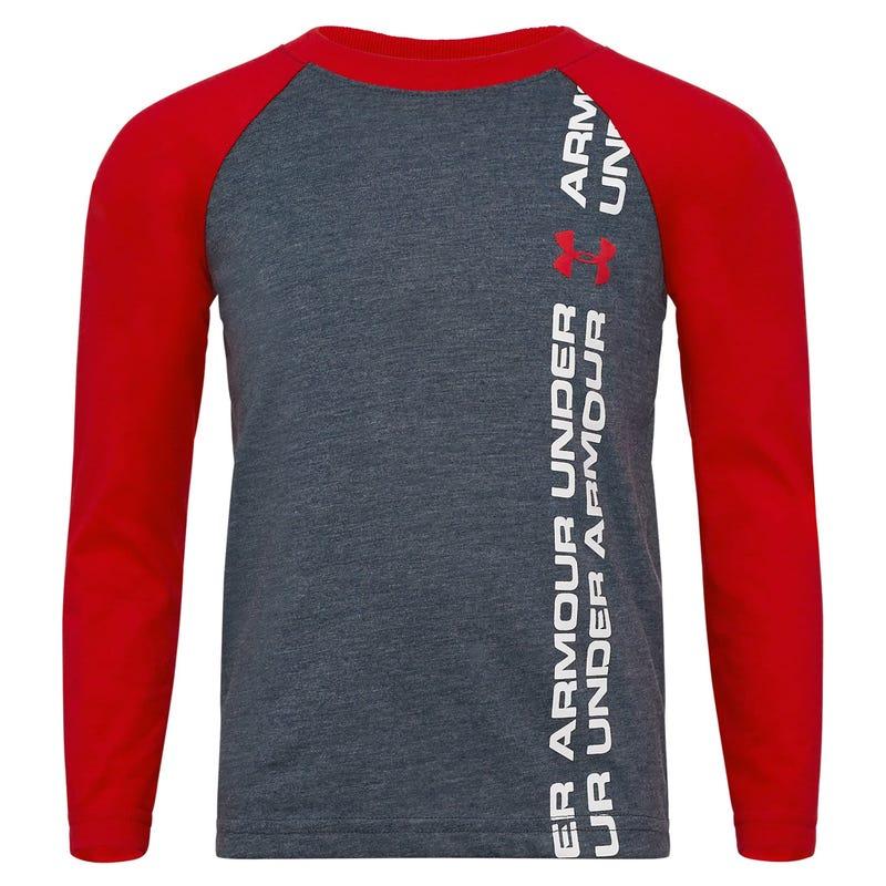 T-Shirt à Manches Longues Raglan 2-4ans