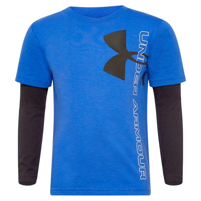T-Shirt à Manches Longues Vertical 2-4ans
