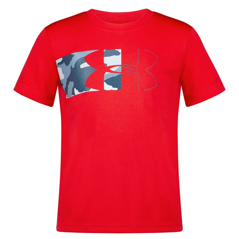 Camo big logo t-shirt 4-7