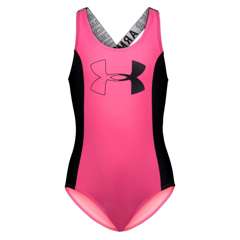 Maillot UV Color Blocked 4-6X